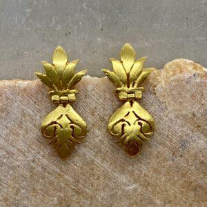 Ørering med lotus